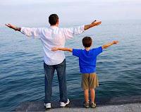 Ternyata Ini Penyebab Seorang Ayah susah Dekat dengan Anak Lelakinya