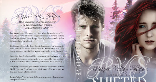 Pepper Valley Shifters books 1-4 are now republished - links inside!