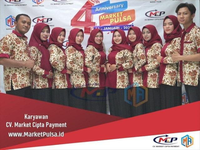 MarketPulsa.id Adalah Web Resmi Server Market Pulsa | CV Market Cipta Payment
