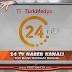 HABER KANALI 24 TV KÜÇÜLÜYOR