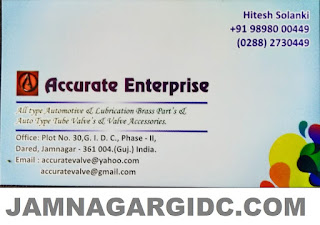 ACCURATE ENTERPRISE - 9898000449