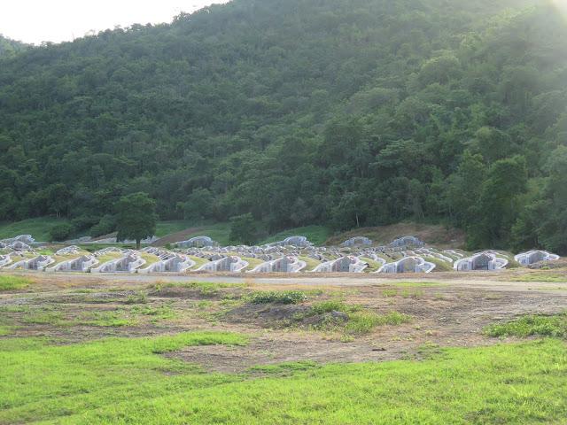 Wang Cemetery Park - Kanchanaburi
