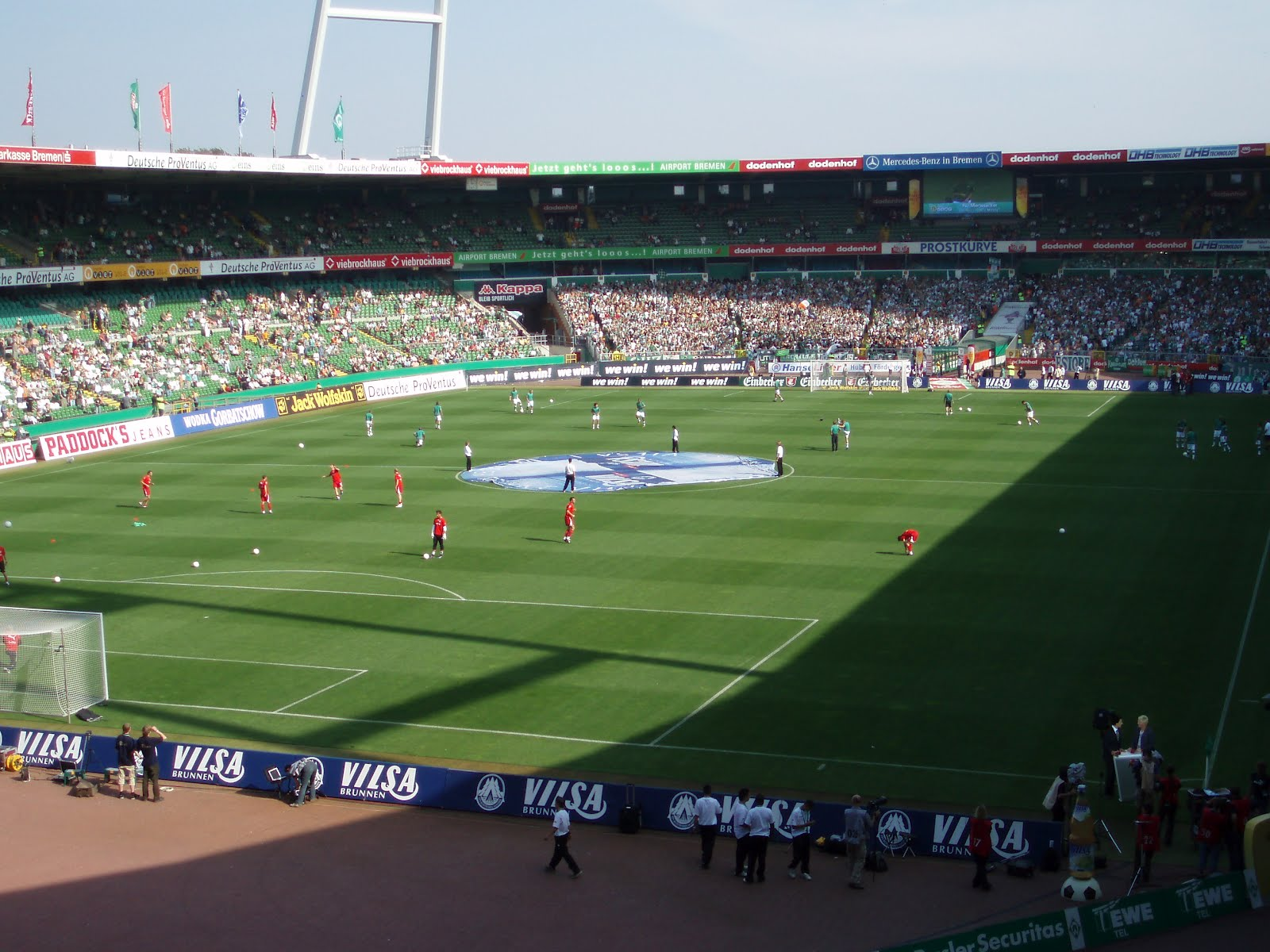 Werder Bremen 2 Stadion
