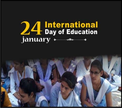 2021  International Day of Education Wishes