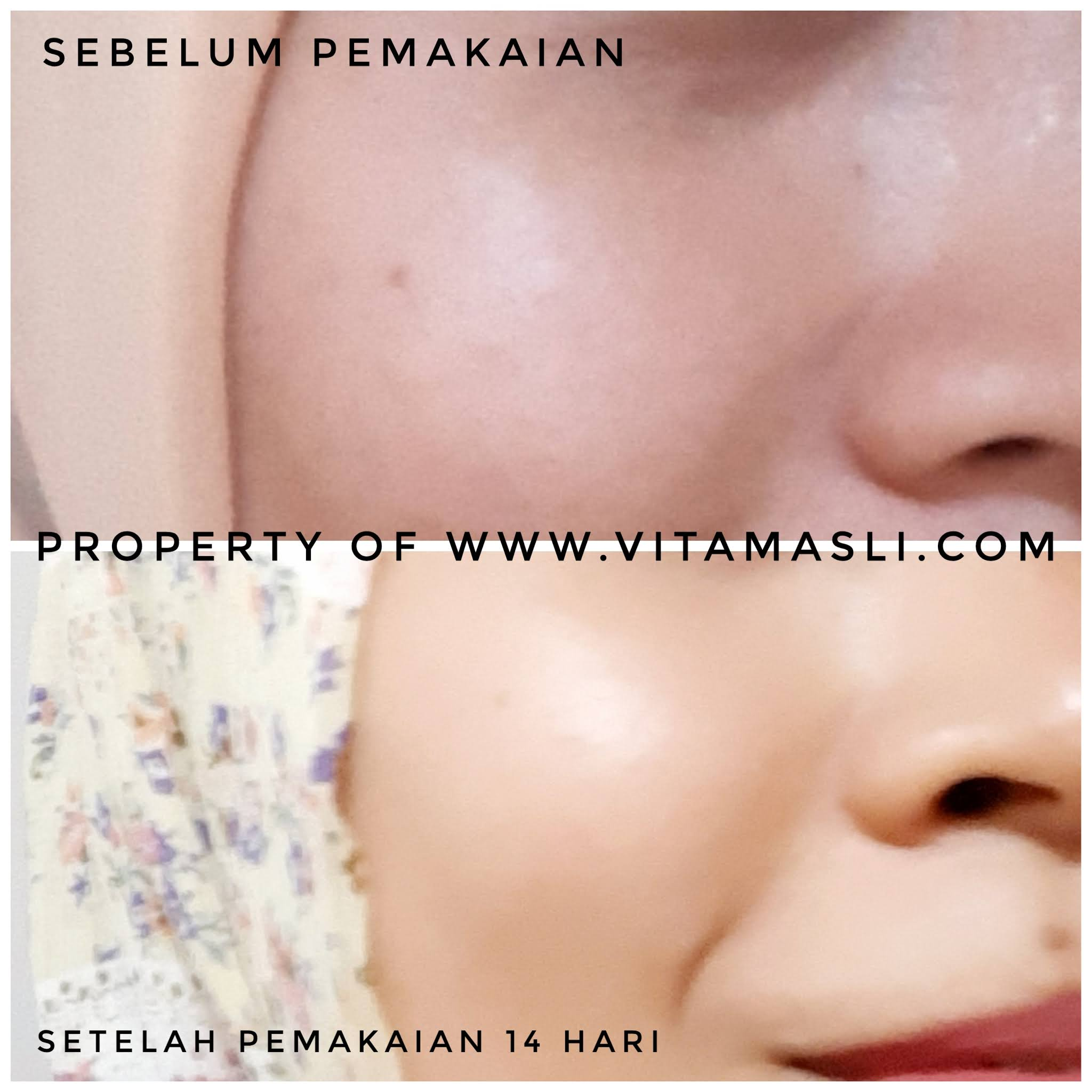 Review Scarlett Whitening Brightening Serum