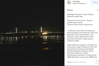 Jembatan Tengku Agung Sultanah Latifah Siak