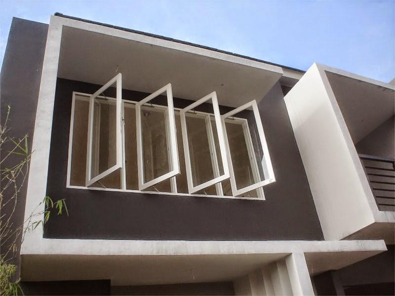 50 Desain Jendela Rumah Minimalis Paling Keren Rumahku Unik