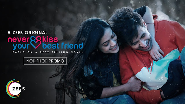 Never Kiss Your Best Friend - Best Hindi Web Series On Zee5