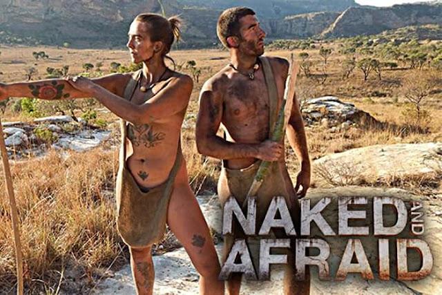 ネイキッド・アンド・アフレイド Naked and Afraid