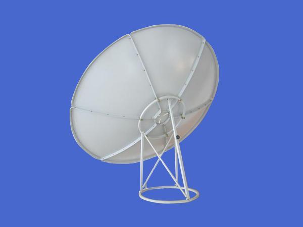 C band 180CM satellite antenna satellite dish free shipping