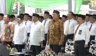 Pembimbing Manasik Haji Jabar Telah Bersertifikat