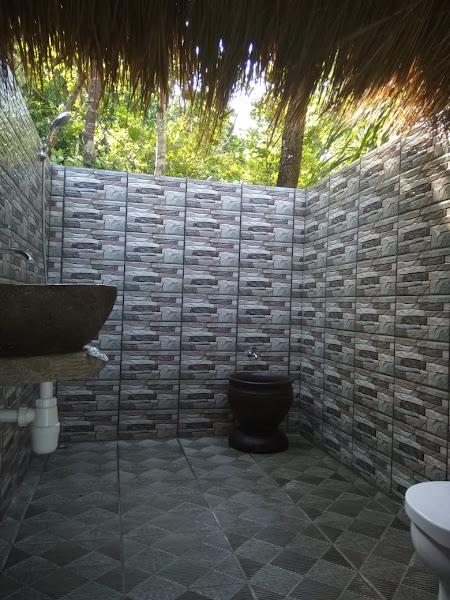 kamar mandi resort nikki