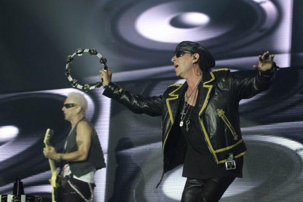 Scorpions em Fortaleza 2016