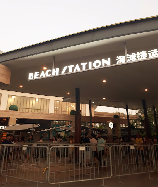Berwisata ke Palawan Beach Sentosa Singapore