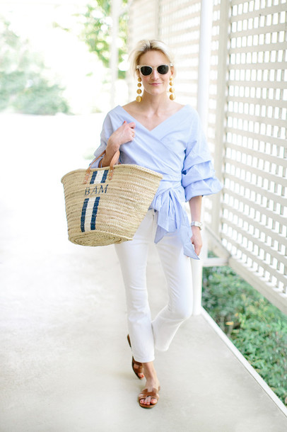 borse in paglia tendenza borse in paglia come indossare le borse in paglia come abbinare le borse in paglia straw bags how to wear straw bags tendenza borse estate 2019 mariafelicia magno fashion blogger colorblock by felym fashion blogger italiane