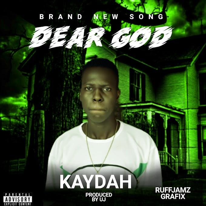 [Music] kaydah dear god