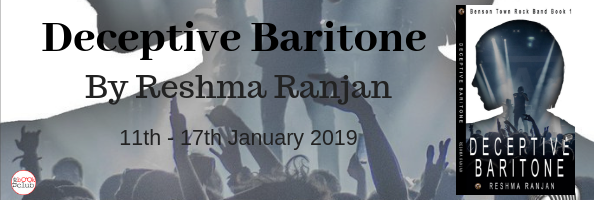 Book: Deceptive Baritone by Reshma Ranjan