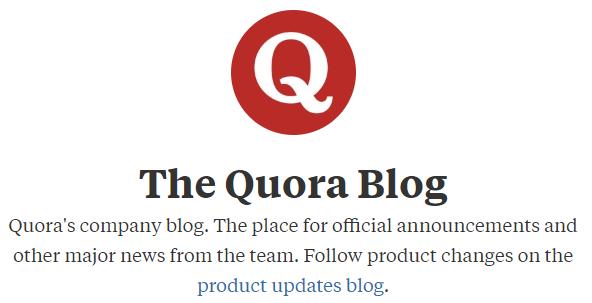 quora blogging , quora par blog kese banaye , how to creat a blog on quora