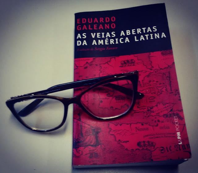 """Resenha do livro """"As veias abertas da América Latina"""""""