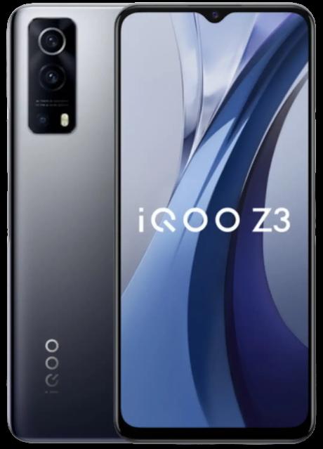 Vivo IQOO Z3 Specifications