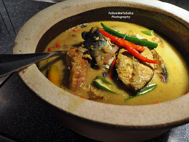 Ikan Patin Masak Tempoyak Sliver Catfish Cook In Coconut Milk With Fermented Durian Paste