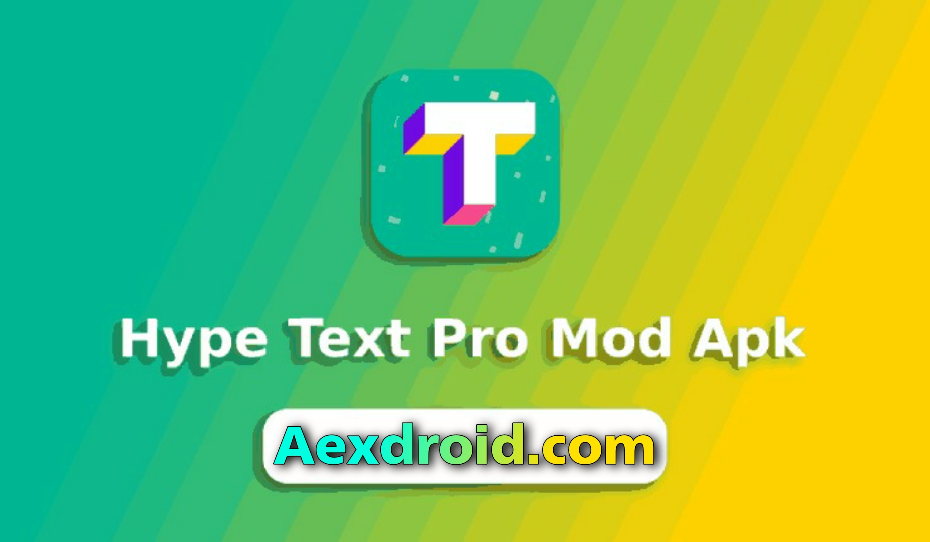 Hype Text Mod Apk Download