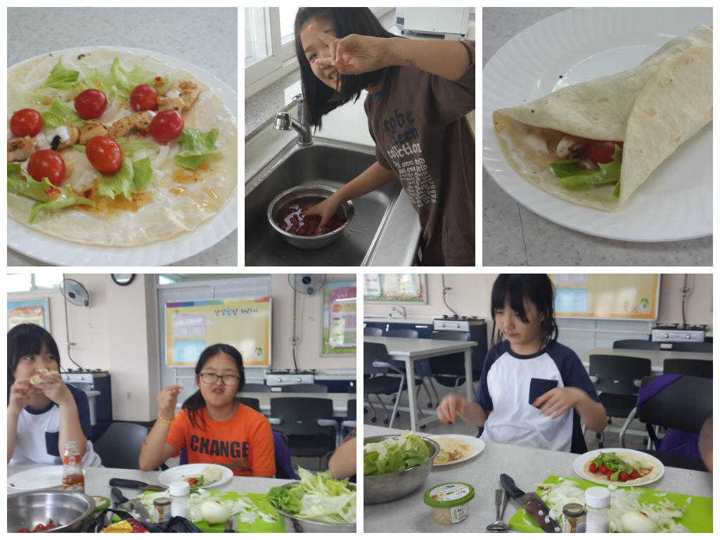 Chicken Kebabs Cooking In The Esl Classroom Free