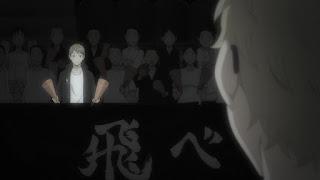 ハイキュー!! アニメ 2期11話 | 月島蛍 兄 月島明光 Akiteru Tsukishima | HAIKYU!! Season2 Episode 11