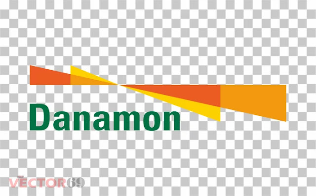 Logo Bank Danamon - Download Vector File PNG (Portable Network Graphics)