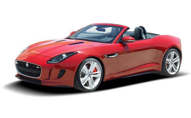 Cars: Jaguar F Type