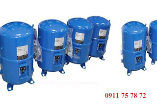 block máy nén lạnh Danfoss MT64