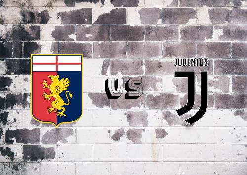 Genoa vs Juventus  Resumen y Partido Completo