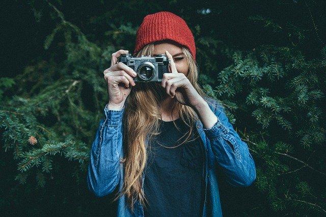 Fazendo Uma Ótima Fotografia