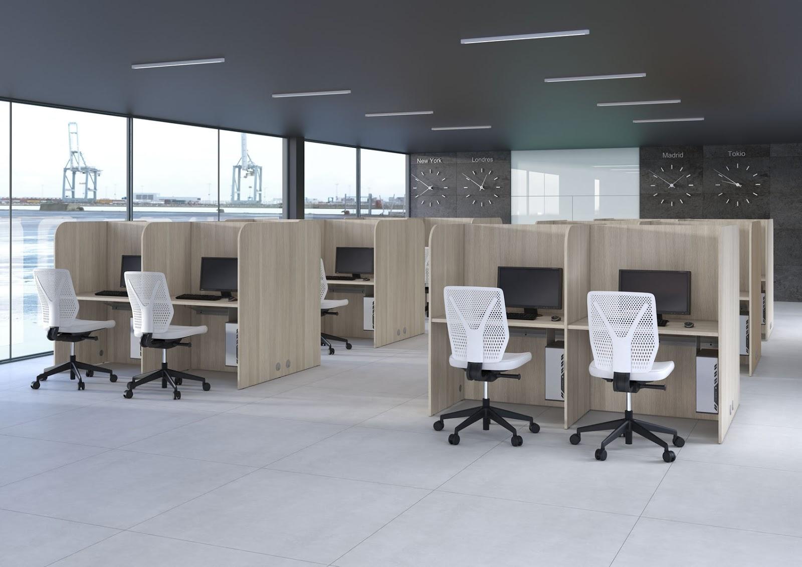 Oficina total for Muebles de oficina barcelona