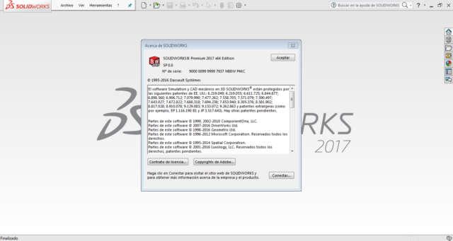 SolidWorks 2017 SP0 Full Español (Modelado Mecánico en 3D)