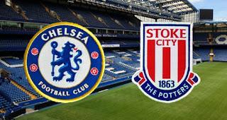 Susunan Pemain Chelsea vs Stoke City