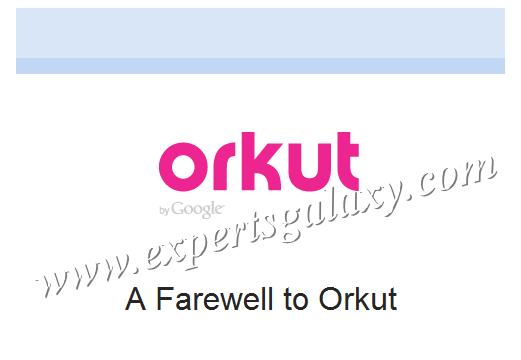 Finally Google Closed Orkut