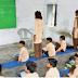गांव के नवयुवक मंडल ने आगे आकर सरकारी स्कूल को बंद होने से बचाया
