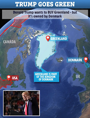 Greenland is Open for Business but Not for Sale
