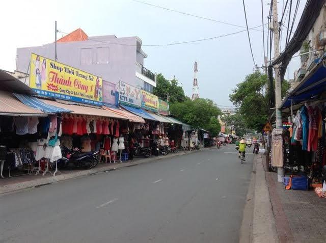 Mặt Tiền KDMB Lê Văn Lương, Phường Tân Phong