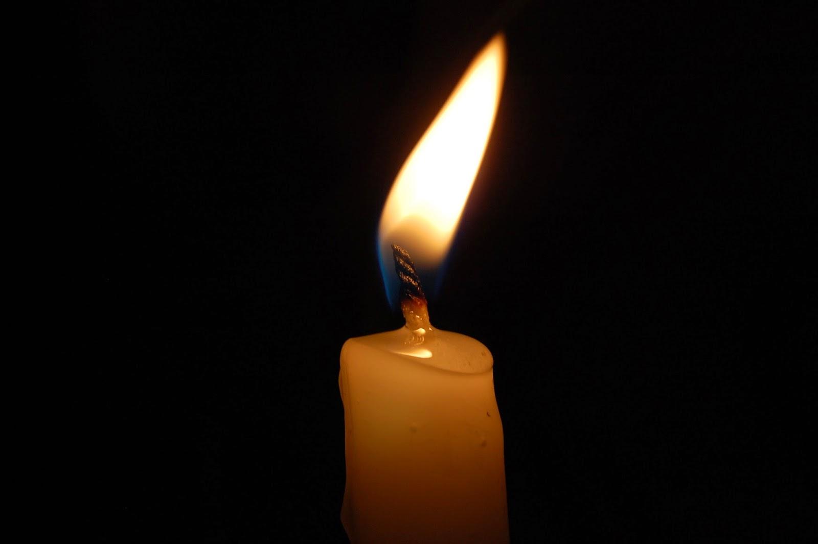 Instalaciones eléctricas residenciales - vela encendida