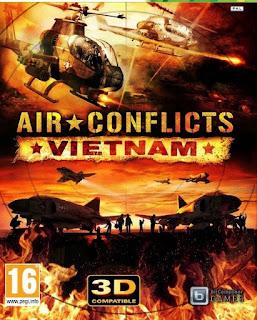 تحميل لعبة طائرات حرب فيتنام الرائعه Air Conflicts Vietnam كاملة للكمبيوتر مجاناً