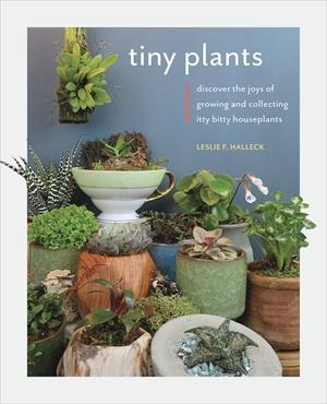 Tiny Plants Book