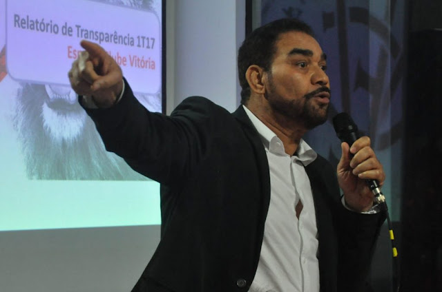 Ivã de Almeida renuncia e não é mais presidente do Vitória 1