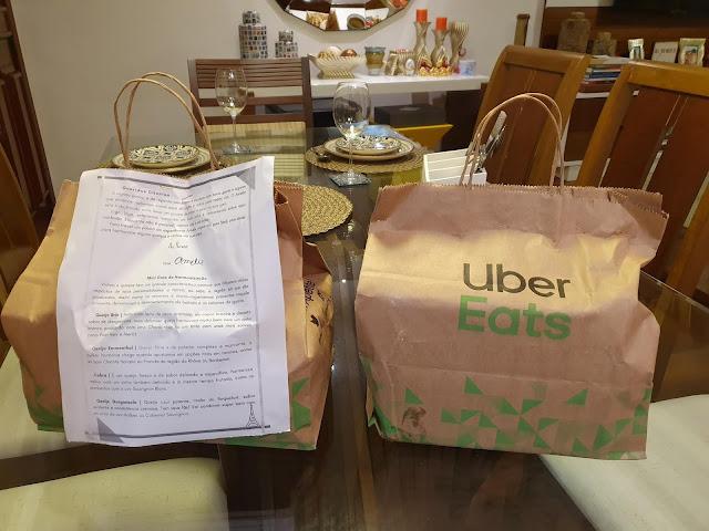 Blog Apaixonados por Viagens - Amélie Crêperie - Delivery