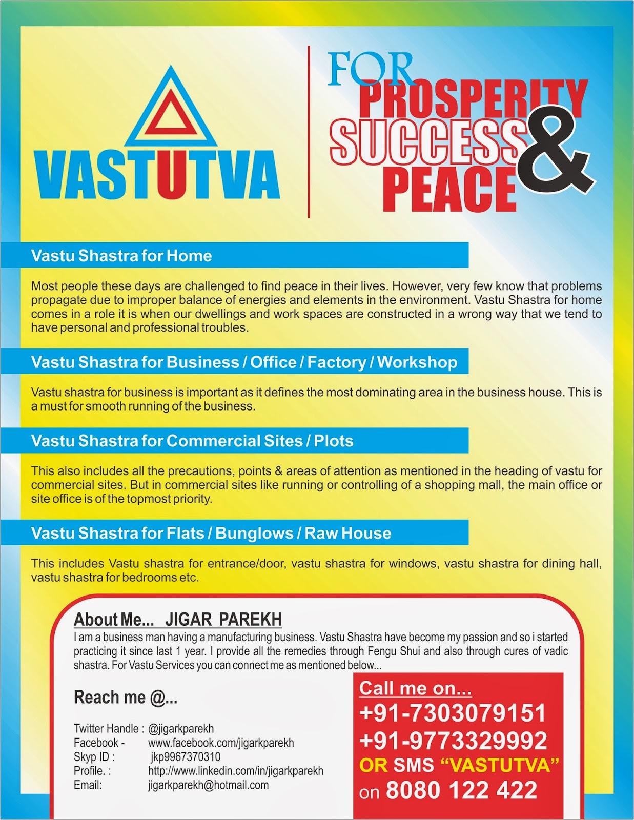 VASTUTVA - : About Vastutva