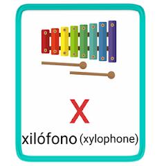 x- alphabet in spanish