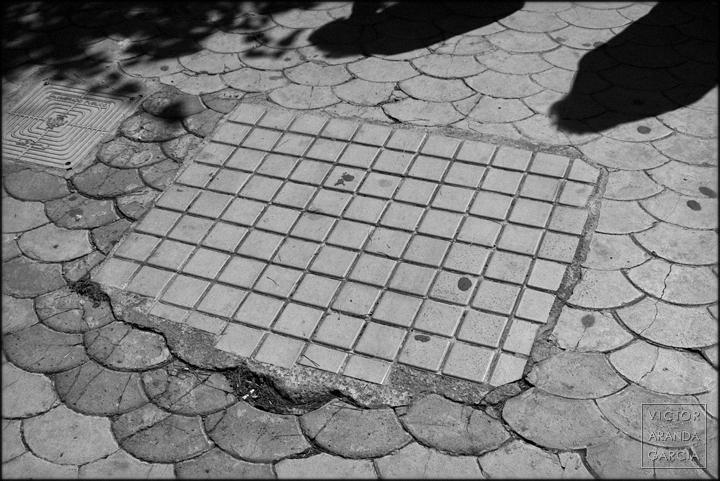 serie,arte,fotografia,valencia,limites,suelo,baldosas,sombras
