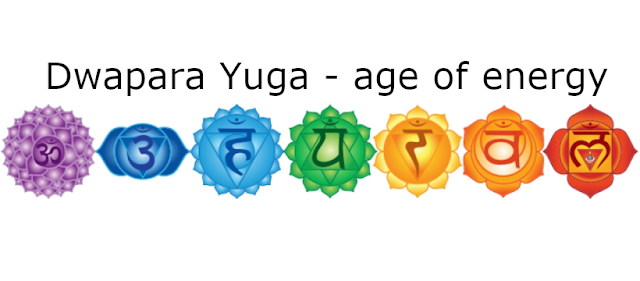 Dwapara Yuga - age of energy