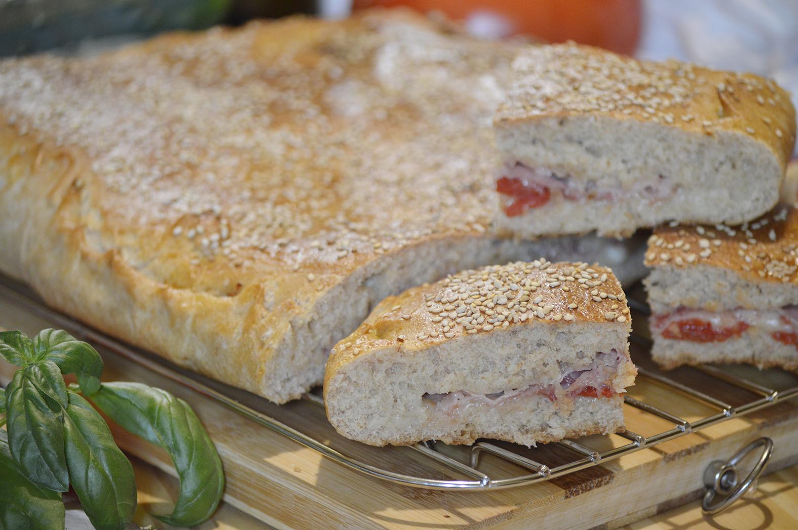 Orietta's Recipes: Mattonella palermitana